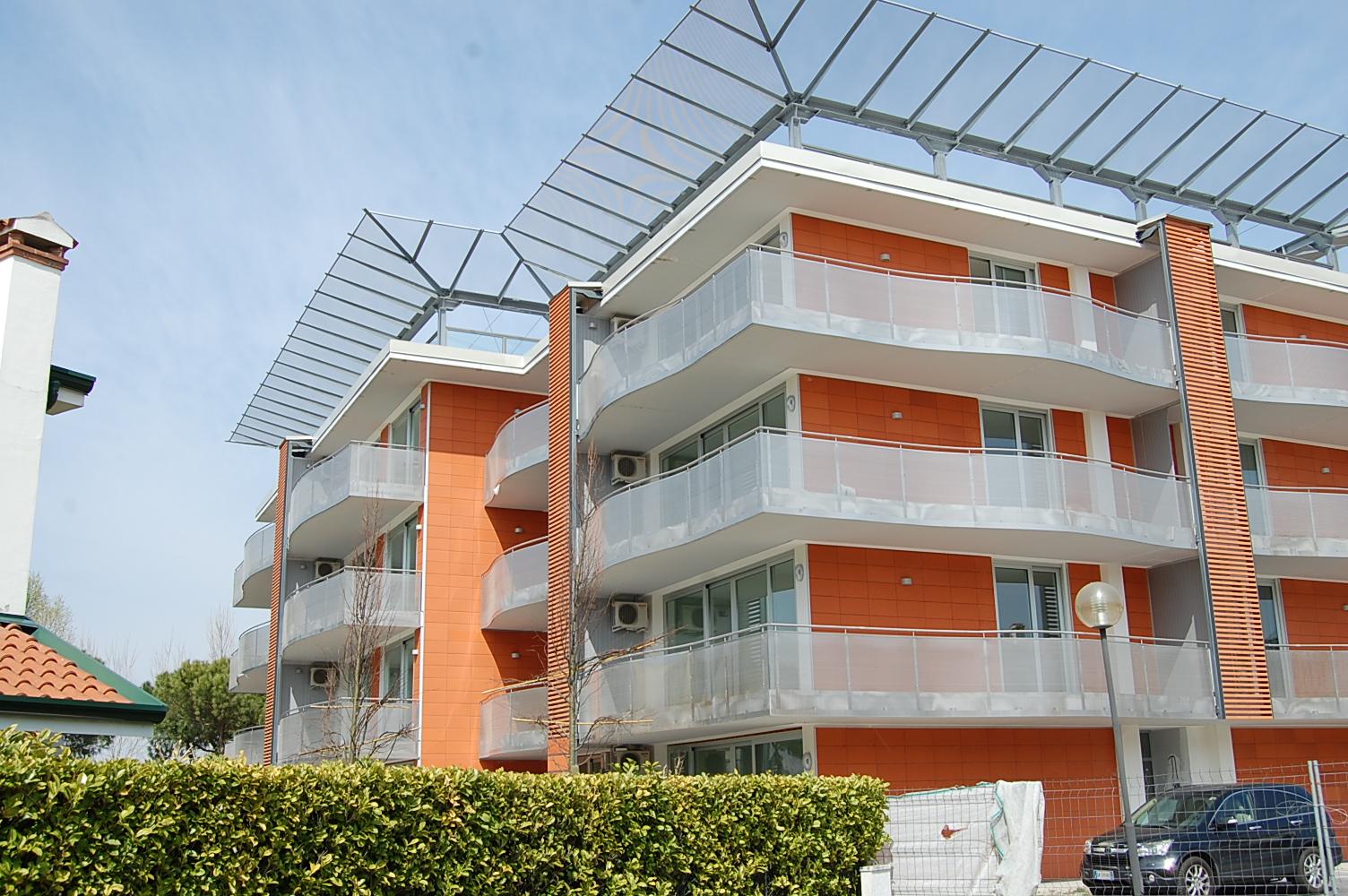 Nuovi edifici studio di progettazione albano passarin for Progettazione di edifici economica