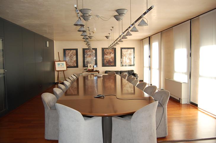 Architettura d 39 interni studio di progettazione albano passarin marina marzotto architetti - Architetti d interni milano ...